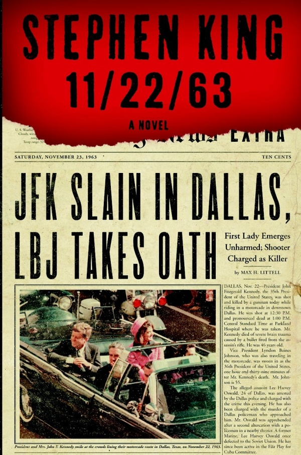 11/22/63 by Stephen King (English) Softcover