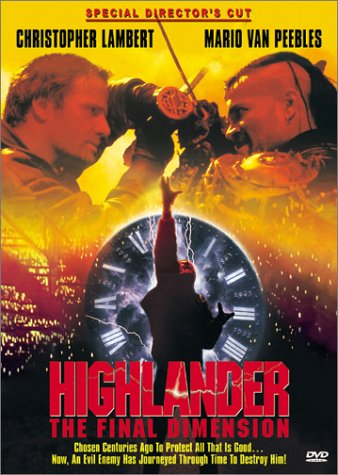 Highlander is the story of