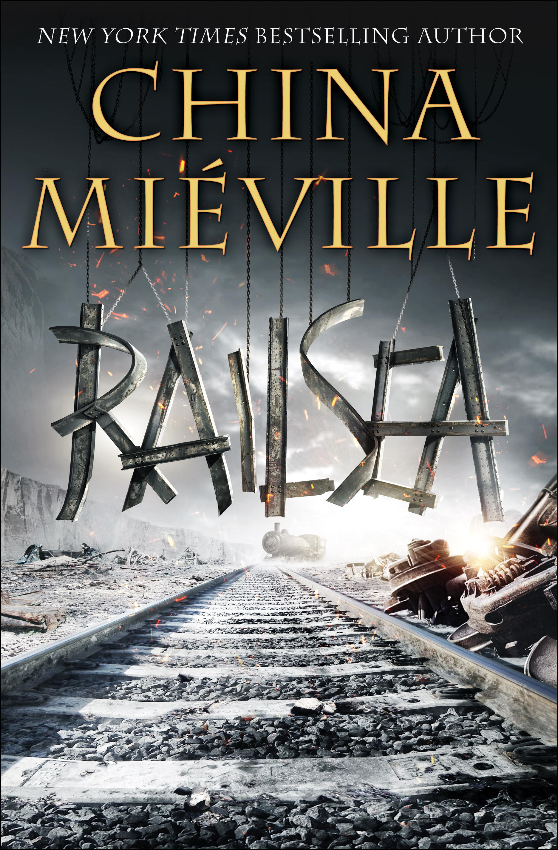 Railsea Is Primarily The Story Of Sham Yes Ap Soorap, A Young Man* Who  Works As The Doctor's Assistant On A Moletrain Called The Medes What Is A  Moletrain?