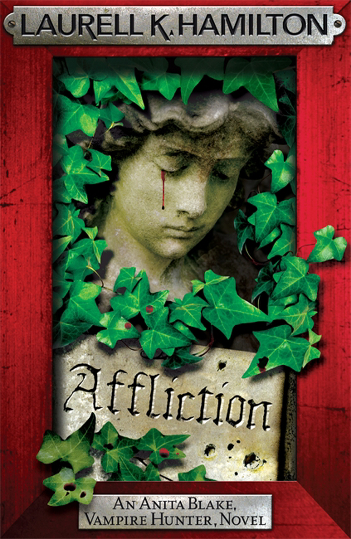 Book Review: Affliction By Laurell K Hamilton
