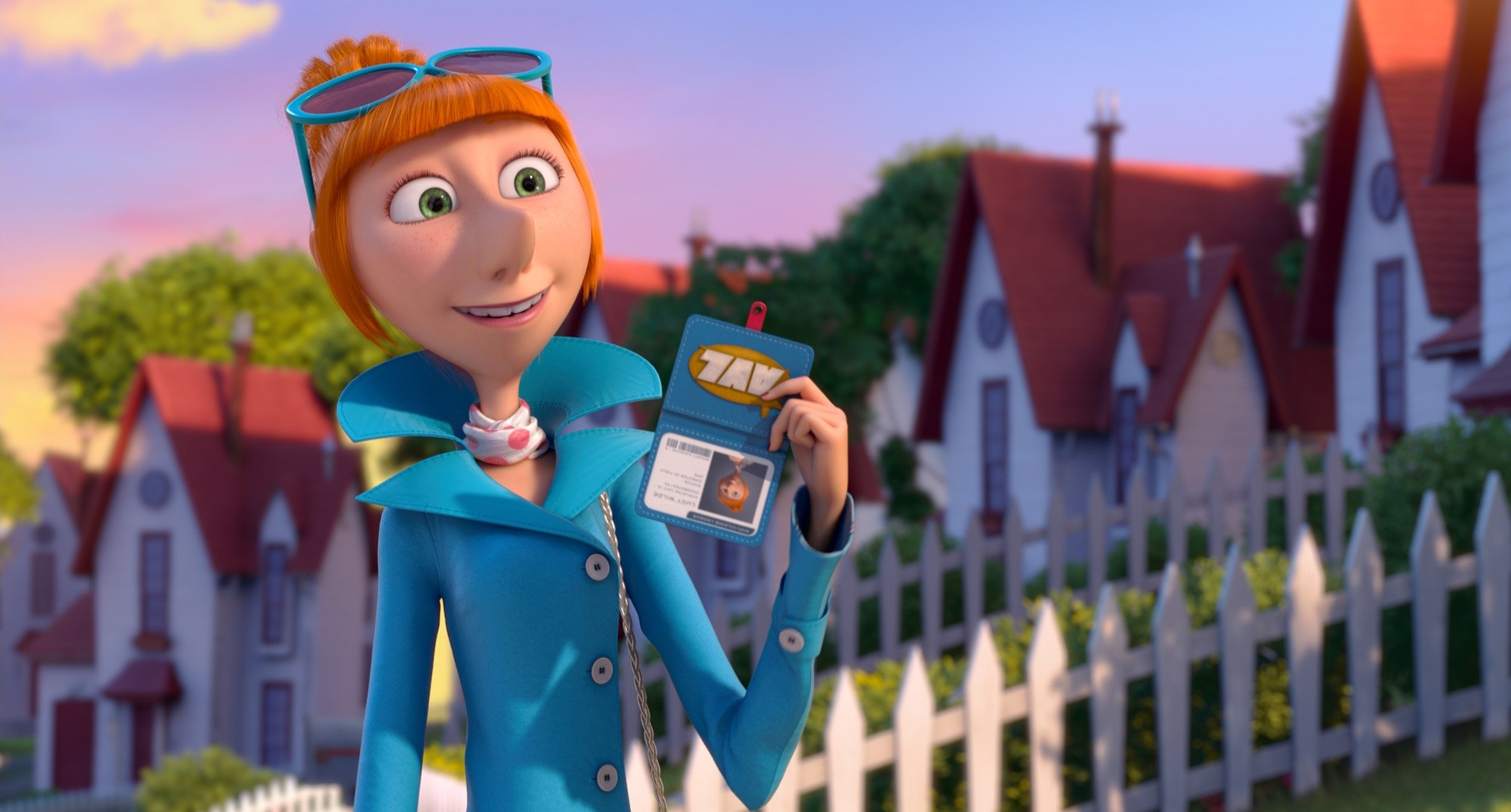 Despicable Me 2 Lucy