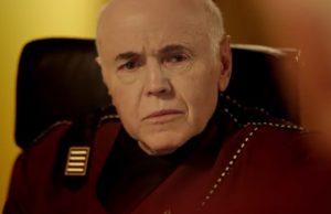 Walter Koenig as Admiral Chekov