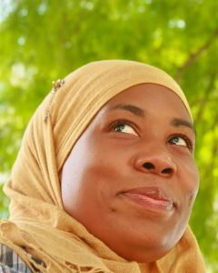 narrator Khaalidah Muhammad-Ali