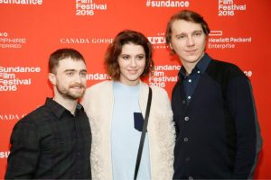 Daniel Radcliffe, Mary Elizabeth Winstead, and Paul Dano